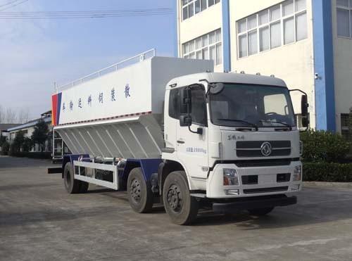東風天錦30方散裝飼料運輸車